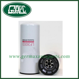Lf3000 Oil Filter For Euro Truck Volvo Spare Assembly